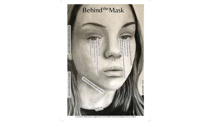 Behind the Mask by Maisie Jones