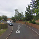 The offender approached the victim, a man in his 20s, in an alleyway behind Grenville Way in St Neots.
