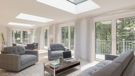 Rooflight by The Rooflight Company in Oxfordshire