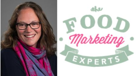The Food Marketing Experts, pictured Vhari Russell, has won two awards.