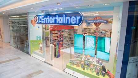 Donate unwanted toys atThe Entertainer