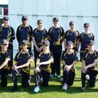 Huntingdonshire's U13 side before their game with Lincolnshire