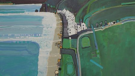 Beesands 5 by Martin Procter