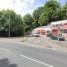 The crash is believed to have taken place near Rydon Car Sales, near the junction for Northam Road and Kingsley Road