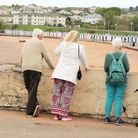 New activities include a Friday morning walk and talk group