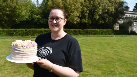 Chantry residents and customers have been hugely supportive of Zoe's new business