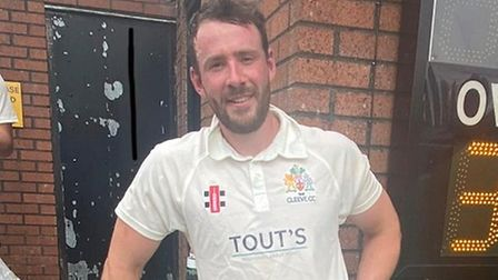 Mitch Want hit a half-century as Cleeve beat Bitton