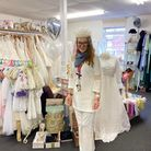 Jenni Defalco, manager at Bridal House in Hitchin