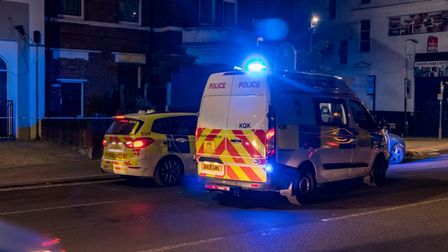 A man was taken to hospital with stab injuries following an incident in Harlesden
