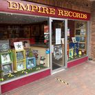Empire Records in Heritage Close, St Albans.
