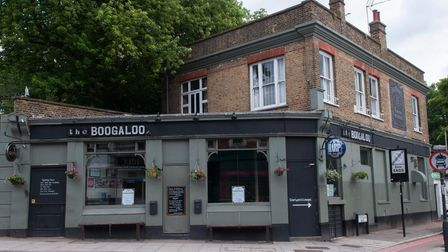 The Boogaloo pub in Archway Road. Picture: Nigel Sutton