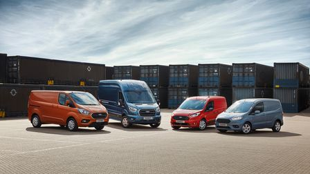 The Ford Transit has been Britain's best-selling van ever since its debut in 1966