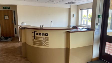 Centre 81 at the former Fugro site in Morton Peto Road Great Yarmouth