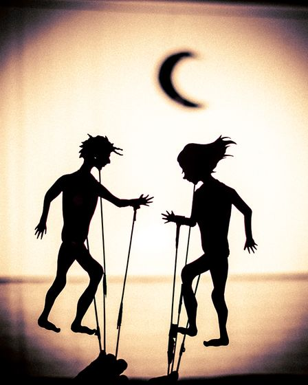 Today I'm Wiser includes puppetry performance, music and spoken word
