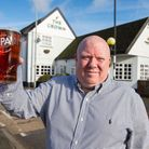 General manager of The Crown Hungry Horse, Stuart Arnold