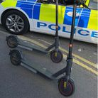 E-scooters in Wisbech