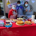 The Leonard Elms Care Homejoined in with the Time for a Cuppa campaign to raise vital funds for Dementia UK.