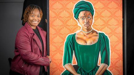 EMBARGOED 00.01 WEDNESDAY 9 JUNE: English Heritage has today unveiled six new portraits depicting si