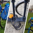 An NHS worker is appealing for the return of her beloved sky blue bicycle after it was stolen in Great Yarmouth.