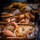Buns and bakes made by the Norwegian Bakers