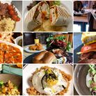 Some of the dishes on offer during Secret Menu Norwich.