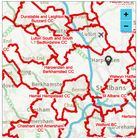 The proposed new constituencyfor Harpenden and Berkhamsted.