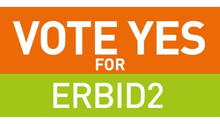 Vote 'yes' for ERBID2