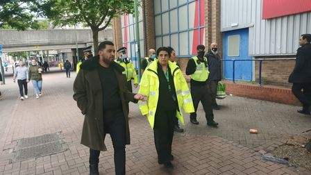 Redbridge councillor discusses operation to dismantle organised begging gangs