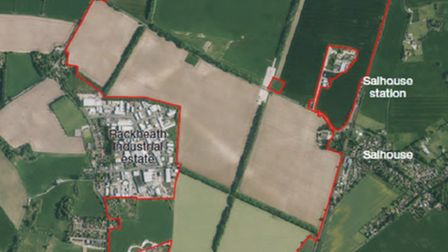 The North Rackheath Masterplan will be revised ahead of the first planning application being sent to Broadland.