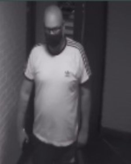 Police want to speak to this man about a theft from a leisure club changing room in Long Ashton.