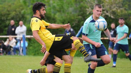 Manor Building Company Premier Division Cup - Windmill FC (yellow) 1-0 Watts Blake Bearne