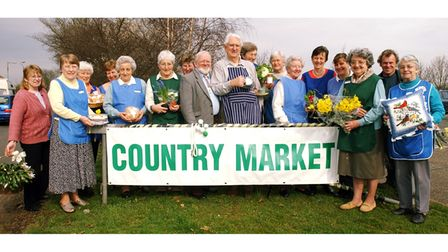 Ipswich WI Marketchanged its name to Ipswich Country Market in 2005