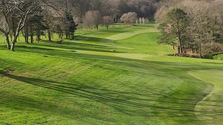 Sidmouth GC are league leaders