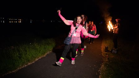 All North Devon Hospice events, including Nightwalk, were cancelled in 2020