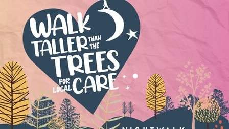 The ladies-only moonlit walk will take place on September 11 at brand-new venue RHS Rosemoor
