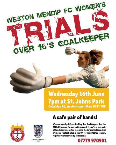 Weston Mendip are looking for new players