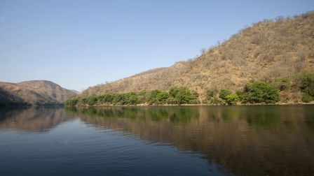 The Zambezi in Zimbabwe's North Province. Picture: Getty Images