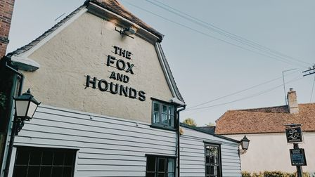 The Fox and Hounds, Clavering.