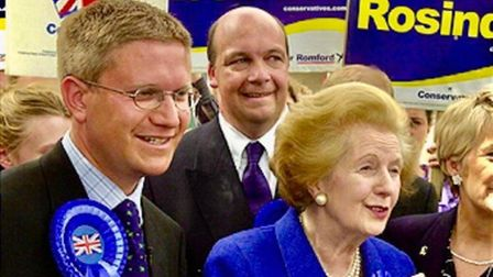 Rosindell and Thatcher