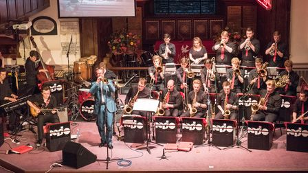 National Youth Jazz Orchestra of Great Britain