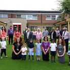 The Beeches Community Primary School is openeing a new nursery and learning centre Picture: CHARLOT