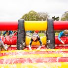 Bubble Rush event for EACH at Huntingdon Racecourse on July 24.
