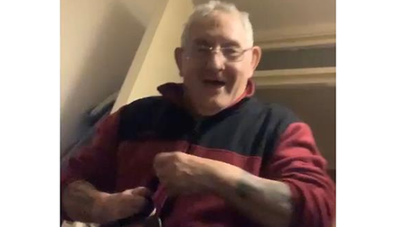 Robert Parker was reported missing in Ipswich on Thursday