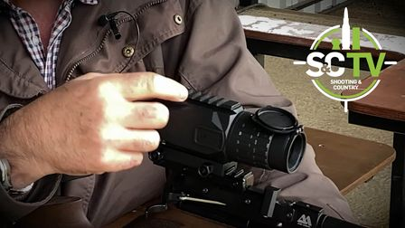 Wraith HD day/night vision scope from Sightmark