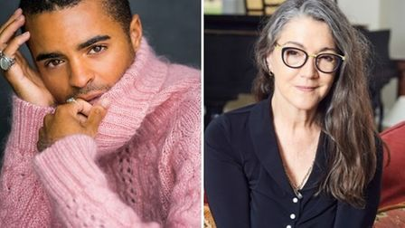 Layton Williams and Lady Anwen Hurt are among the star-studded new patrons at The Garage in Norwich.