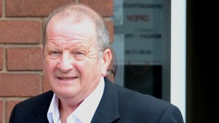 David Waters leaving Ipswich Magistrates Court Picture: ARCHANT