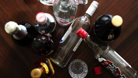 Have you considered giving up alcohol?