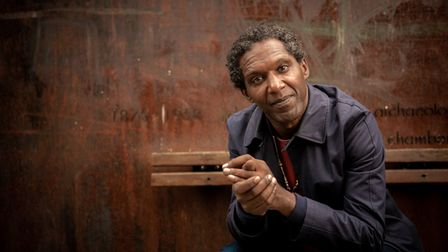 Hackney poet, playwright and author Lemn Sissay OBE.