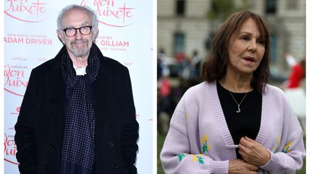 The newly-honoured Belsize Park locals Sir Jonathan Pryce and Dame Arlene Phillips
