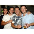 A night out at the Curve Bar in Ipswich in 2002